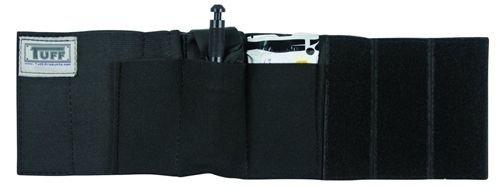 Tuff Products Tourniquet Carry System Ankle Holster, Heavy Duty Elastic Black, Tourniquet 7914-BPA