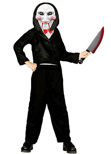 Disfraz de Marioneta Asesina Infantil (10-12 años)