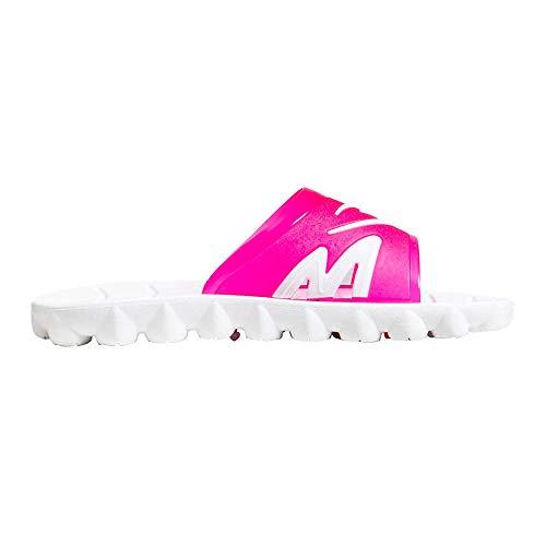 【BODYMAKER/ボディメーカー】 シャワーサンダル3 L ホワイト×ピンク AS091LWHPI ユニセックス メンズ 靴 くつ サンダル ビーチサンダル ビーチ スリッパ 海 プール