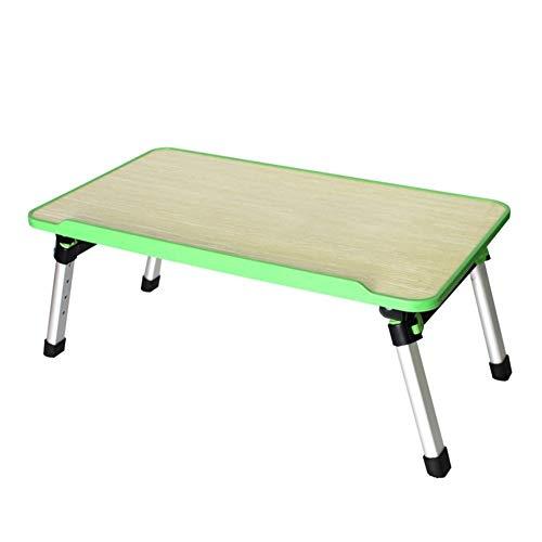 Wangczdz klaptafel voor studenten, multifunctioneel leren met houten sokkel, geschikt voor picknick buiten, grill