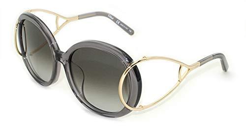Chloé CE710SA, Acetate Gafas de Sol Gris Unisex Adulto, Multicolor, Standard