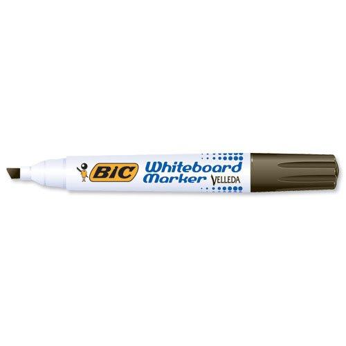 BIC Velleda Whiteboard Marker 1751 Tipo di punta Nero 12pezzo(i) evidenziatore