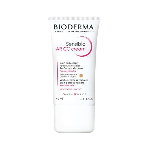 Bioderma Sensibio AR BB Creme, Lichtschutzfaktor 30, Haut perfektionierende Anti-Rötungs-Pflege, 40...