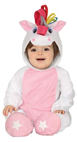 Fiestas Guirca Costume Unicorno Bambina neonata