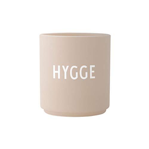 Design Letters Lieblingsbecher HYGGE (Beige)