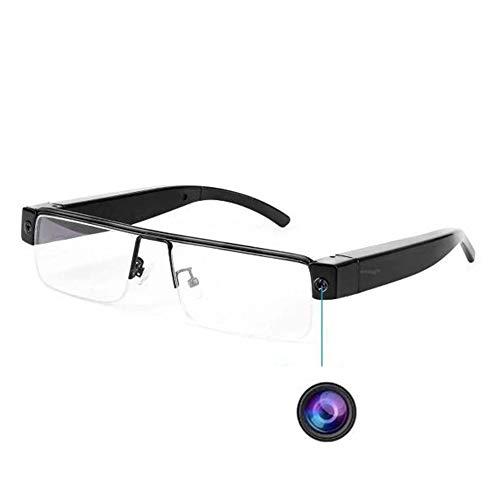Cámara Oculta Espía, Vigilancia De Gafas De Ojo 1080P HD con, Gafas...