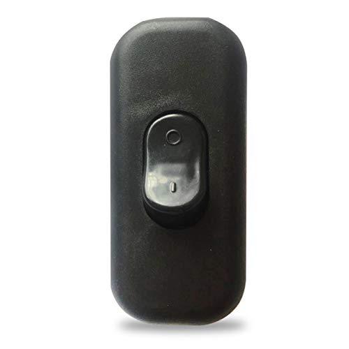 GSC Interruptor de Paso 4A Negro 001103386