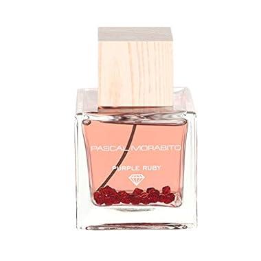 Pascal Morabito – Purple Ruby – Eau de Parfum – Spray for Women – Floral Fruity Gourmand Fragrance – 3.2 oz