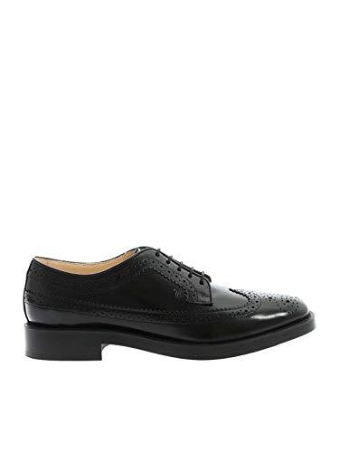 TOD'S Zapatos con Cordones - Negro, 40