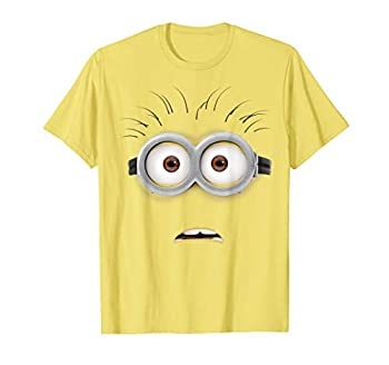 Despicable Me Minions Stunned Face Costume T-Shirt