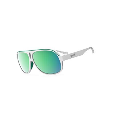 goodr Super Fly zonnebril (geen slip, geen bounce, alle gepolariseerd)