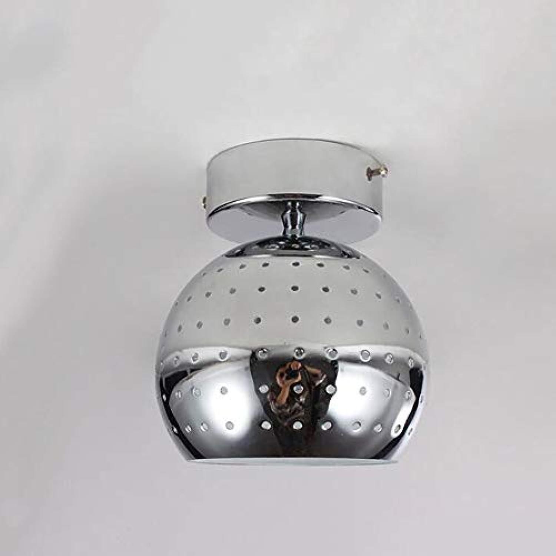 BAIJJ Modern Energy Saving Ceiling Light - Iron Modern Minimalist Entrance Hall Aisle Ceiling Light (Not Include The Light Source)