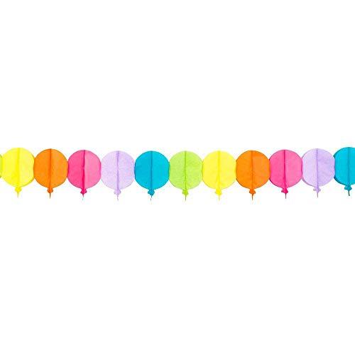 Boland 30616 – Banner slinger luchtballonnen, 4 meter, meerkleurig
