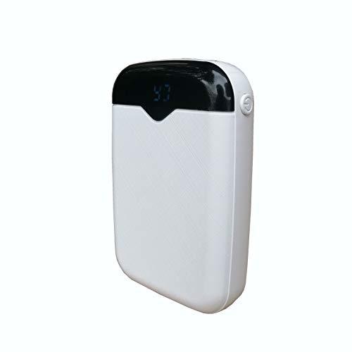 FixtureDisplays PowerBank 10000mAh LCD Power Bank Cell Phones Battery Charger Backup Powerbank 15011