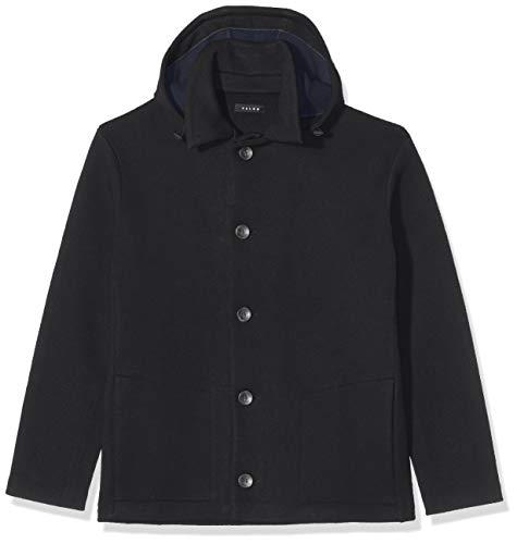 FALKE Herren Duffle Jacket Jacke, Black, 48