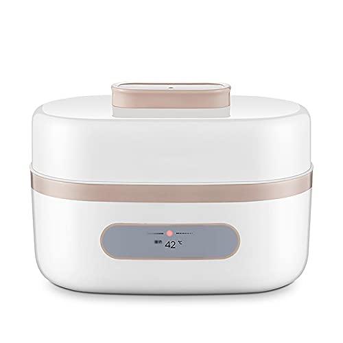 WanuigH Yogurtiera Home Yogurt Maker Mini Small Smart Yogurt Maker Yogurt Macchina per La Produzione...