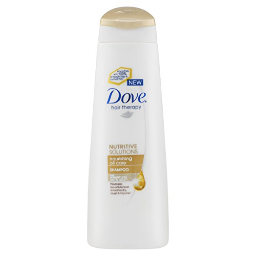 Dove Shampoo Oil Care, 3er Pack (3 x 250 ml)