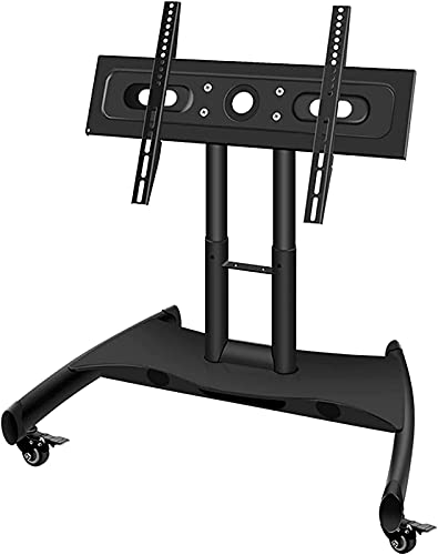 BNFD Upgraded Universal Mobile TV Stand TV Cart For 32' - 70 Inch LCD LED Plasma Screens Up To 45 kg