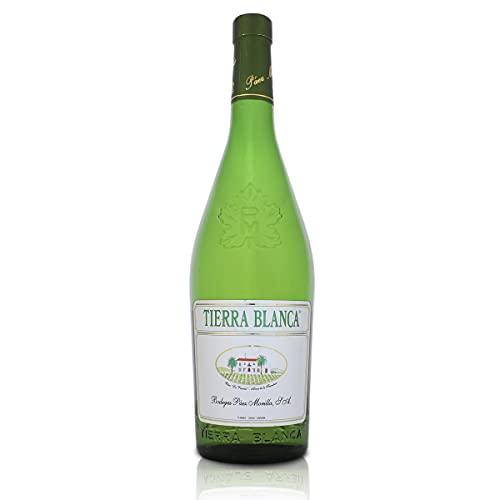 TIERRA BLANCA vino blanco seco botella 75 cl