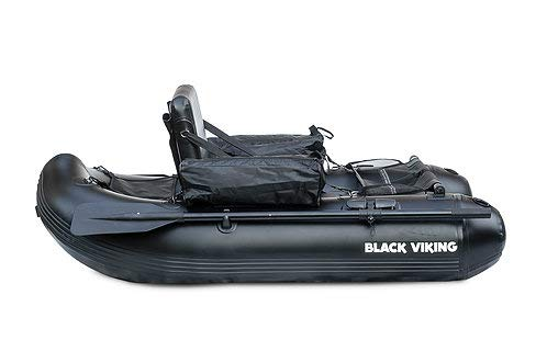Schwarzes Belly Boot 170 cm