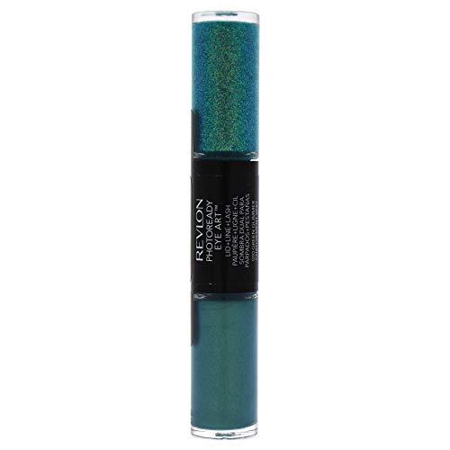Revlon Eye Art Photoready Nr. 010 Lidschatten, Green Glimmer, 6ml