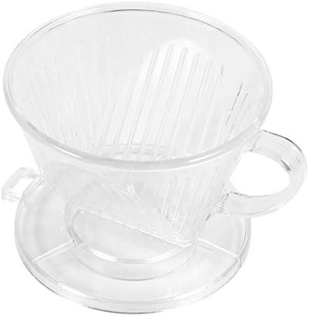 Koffiezeef Koffiefilterkegel Herbruikbaar Hoogste standaard Geavanceerd ontwerp Milieuvriendelijk Beginner Voor alle Baristas Professioneel