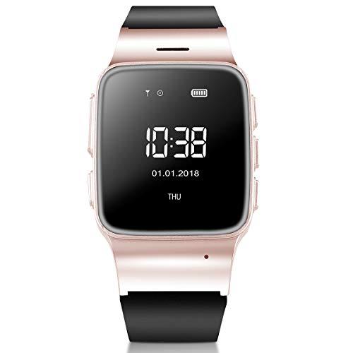 WiFi Smart Watch Elderly GPS Tracker Phone Call Smartwatch