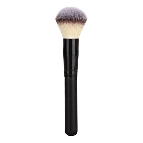 Toruiwa Pinceaux Gros à Poudre Outil de Fondation Blush Professionnel Make up