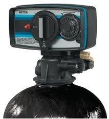 Fleck 5600 Metered Water Softener, 24K