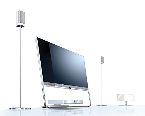 Loewe Individual Sound S 1 Satelliten-Lautsprecher alu/silber (Paar)