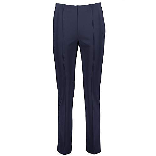 Joseph Ribkoff Midnight Blue Trousers Model Style 182108 (18)