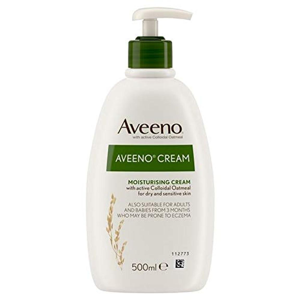 霊仮装同じ[Aveeno] Aveenoクリーム500ミリリットル - Aveeno Cream 500ml [並行輸入品]