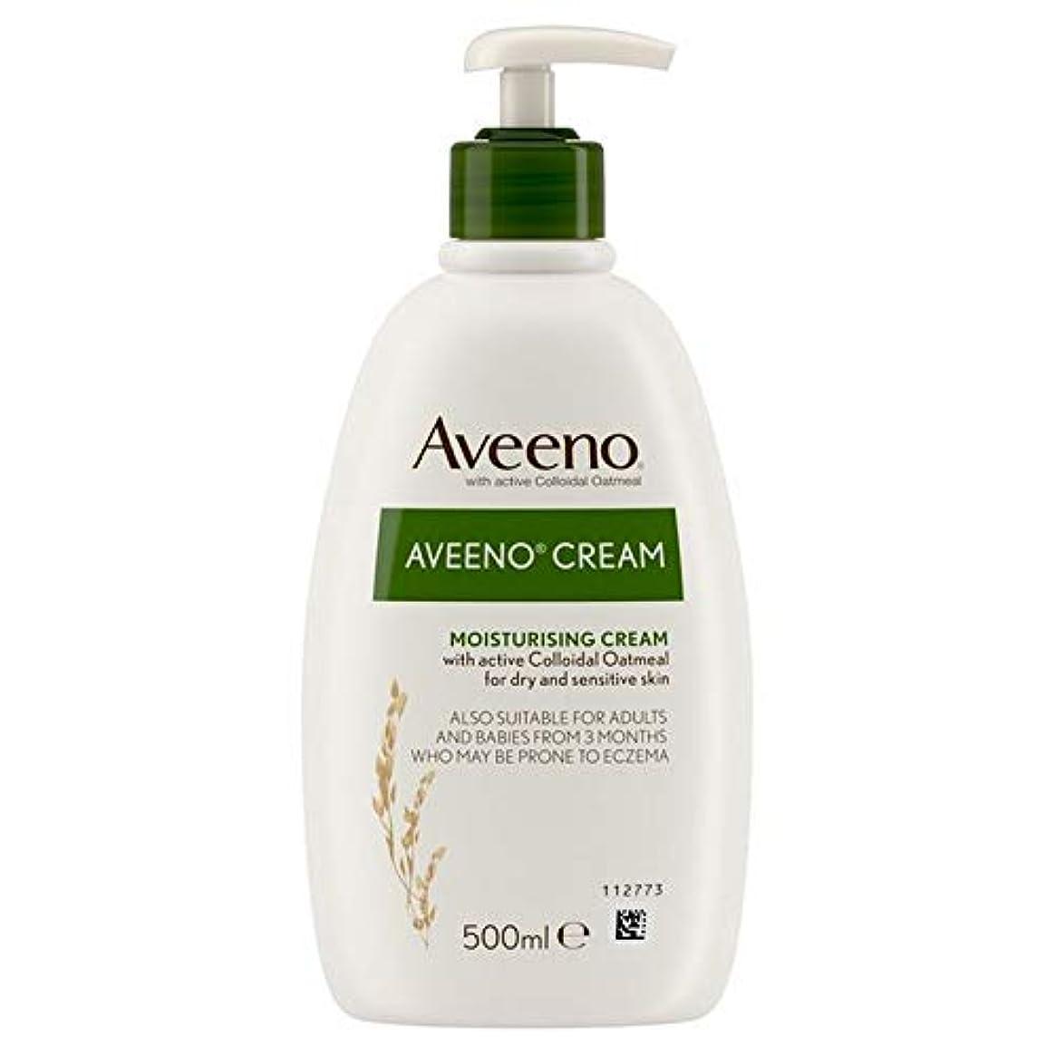 アルファベット絞る貸し手[Aveeno] Aveenoクリーム500ミリリットル - Aveeno Cream 500ml [並行輸入品]