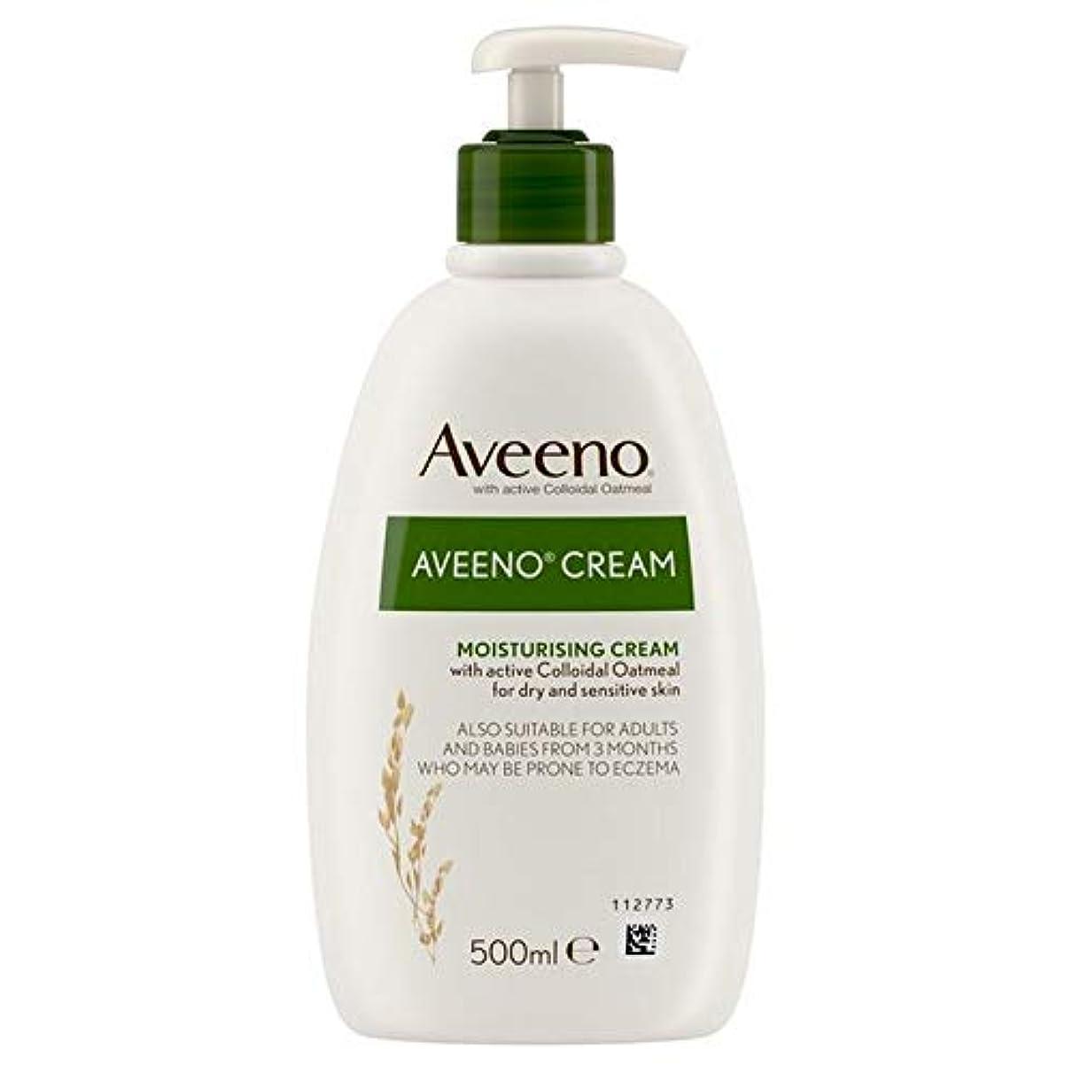 奪う序文履歴書[Aveeno] Aveenoクリーム500ミリリットル - Aveeno Cream 500ml [並行輸入品]