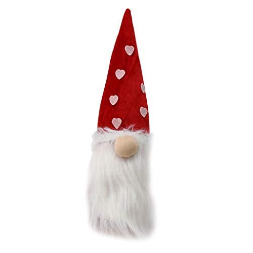 ANEIZANASALI Liebespuppe Elf Ornamente Plüsch Puppe Spielzeug Home Party Decor
