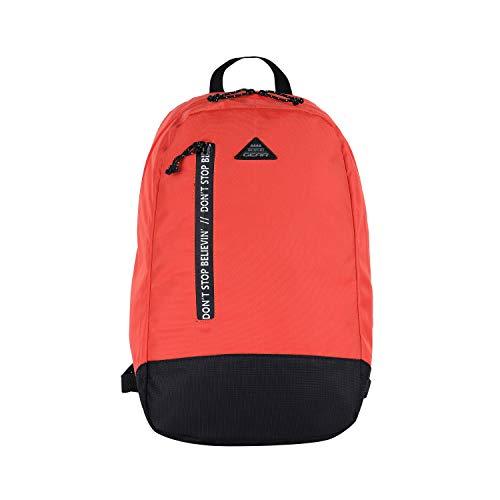 Gear Superior Backpack Orange-Black Backpack (BKPSPRIOR0601)