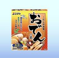 <シマヤ> おでんの素粉末60g【10g×6】 ×60箱