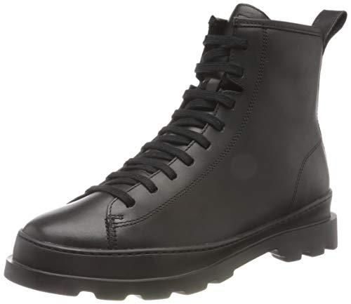 Camper Herren Brutus Mid Calf Boot, Black, 41 EU
