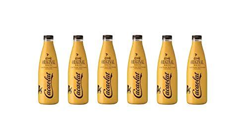 Kakaosmoothie Cacaolat Original 6x1Liter (Pack 6 Flaschen)