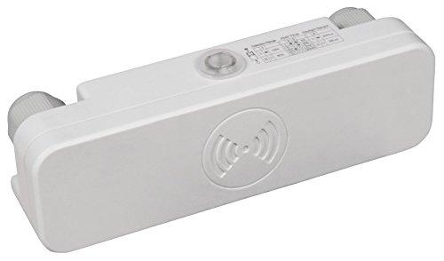 McShine - HF/Mikrowellen-Bewegungsmelder für Feuchtraum | LX-757 | 230V, 200W