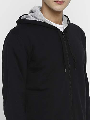 Alan Jones Clothing Men's Cotton Hooded Sweatshirt 2 31gGeUTgvfL