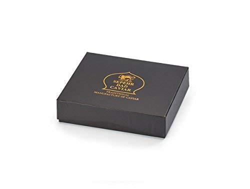 Caviar Osietra 250g (huevas de esturión) regalo + Cucharilla (nacar)
