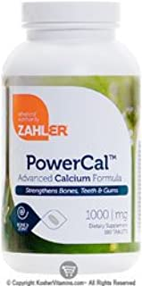 Zahlers Power Cal Advanced Calcium Formula - 360 Tablets
