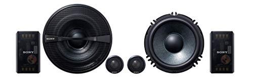 Sony xsgs1621C Lautsprecher, Schwarz