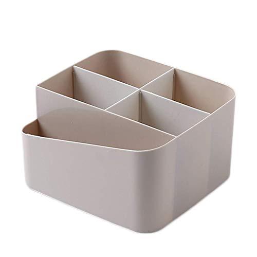 BOX Kosmetischer Aufbewahrungsbehälter Kunststoff Desktop Lippenstift Schmuck Skin Care Products...
