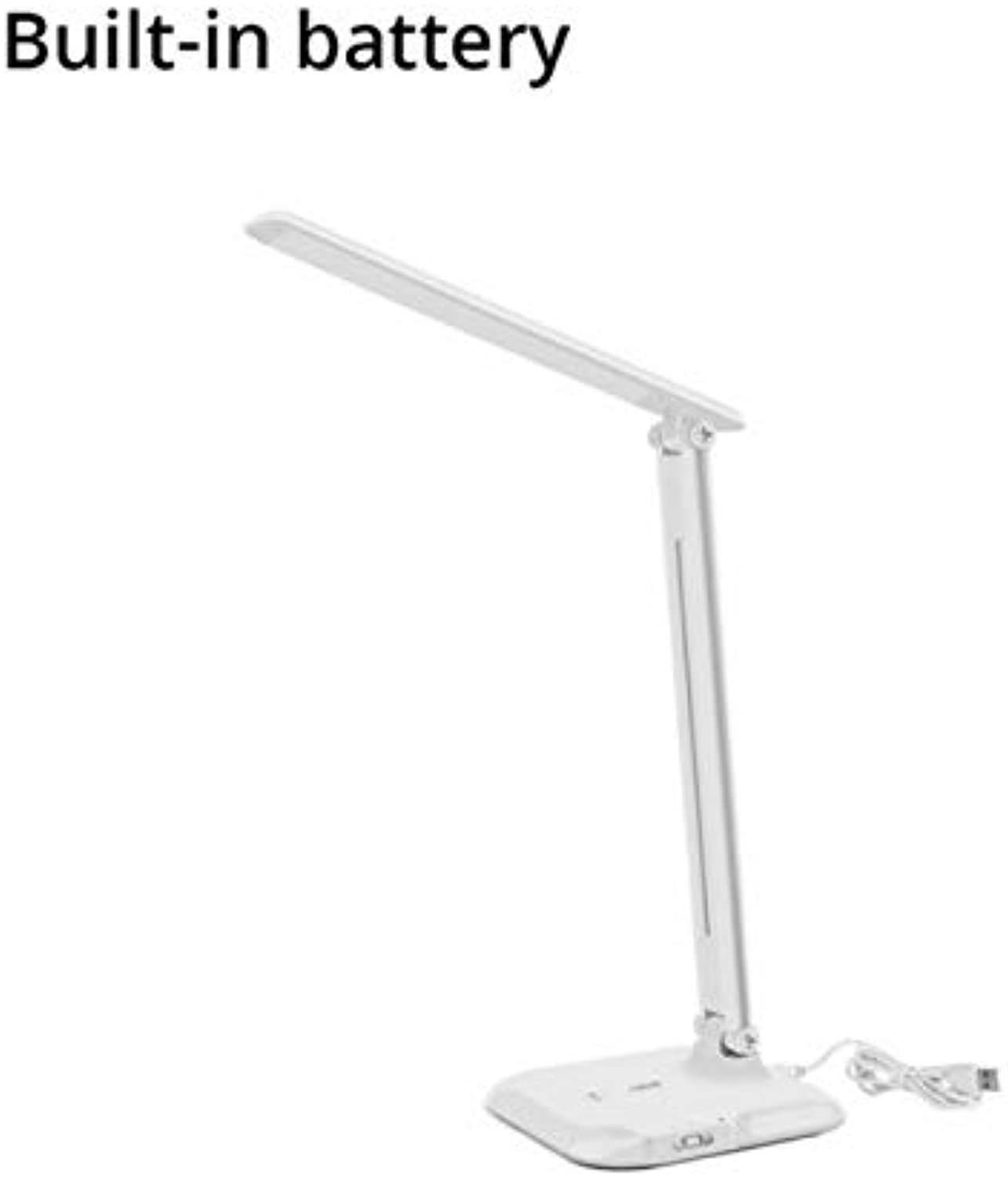 Led Desk Lamp Table Lamp Folding Dimmable Table Lamp Touch Switch Sensor Reading Book Light Farbe Temperature Adjustable A