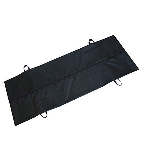 XER PVC Impermeable Almacenamiento Bolsa de plástico Bolsa de cadáver Cadáver Camilla Bolsa Combo Antipolucion duraderos Funeral Suministros Bolsa de cadáver