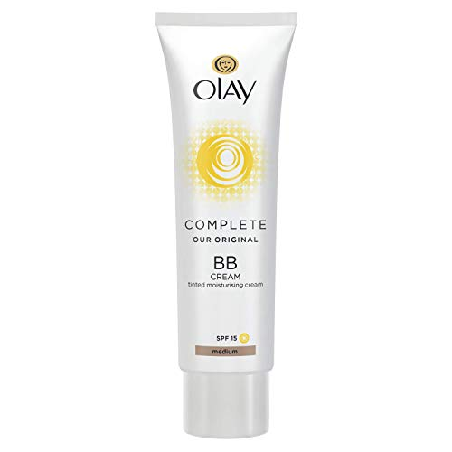 Olay Complete Bb Cream Spf15 Skin Perfecting Tinted Moisturiser 50Ml - Medium