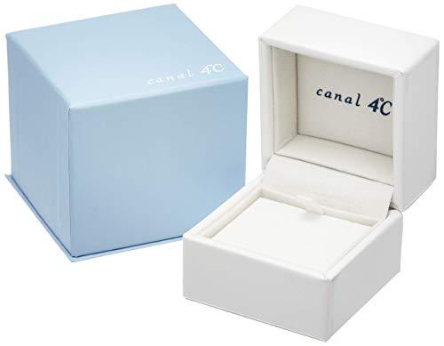 canal4℃(カナルヨンドシー)ダイヤモンドK10ピンクゴールド(PG)ピンキーリング3号151336543102