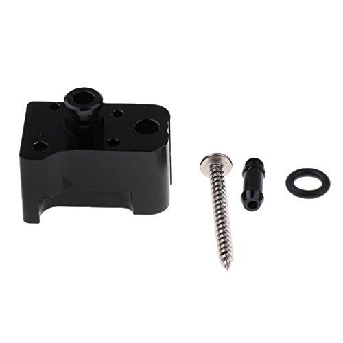H HILABEE Adaptador de Grifo de Refuerzo de Aluminio para Audi A3 Golf Seat 2.0T Sensor de Vacío